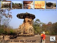 Historical Park Phu Phra Bat (Udon Thani)